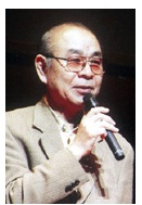 作詩家 木下龍太郎先生