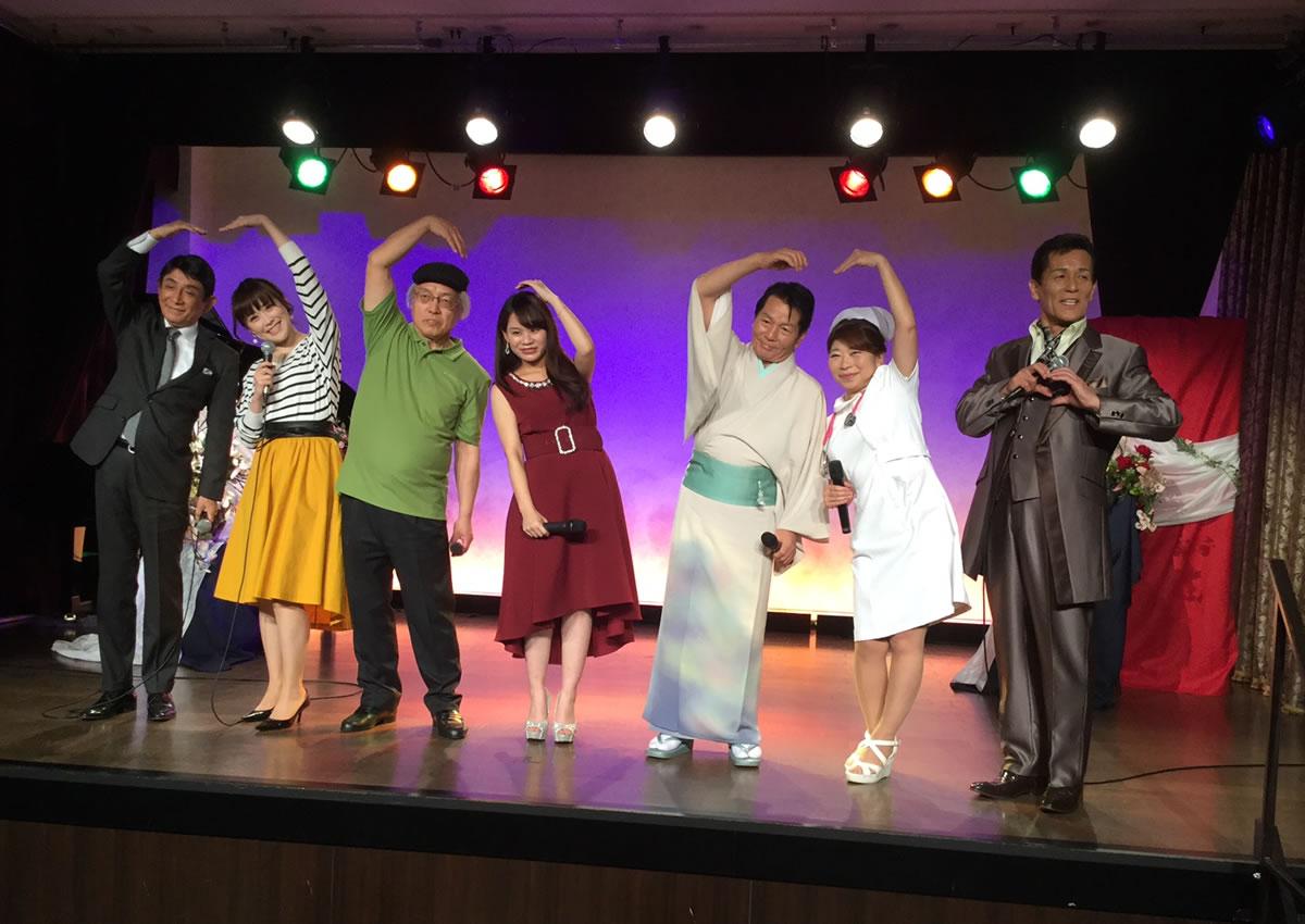 J:COM11ch 放送「歌に恋して!」レギュラー出演中!