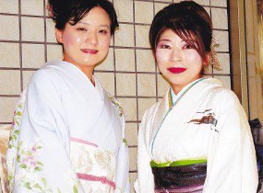 竹川美子さんとパチリ