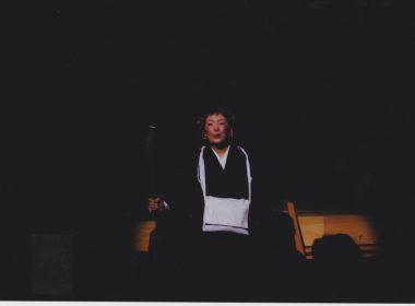 松尾芭蕉の弟子「曽良」を演じました
