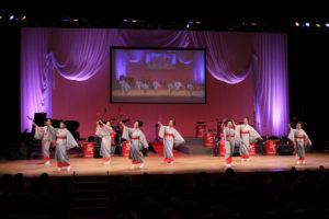 桜華舞踊の会の皆様です。